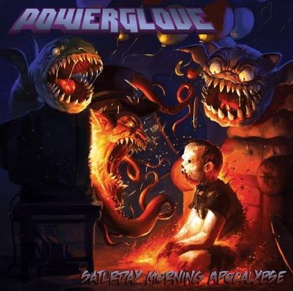 Saturday Morning Apocalypse CD-Cover