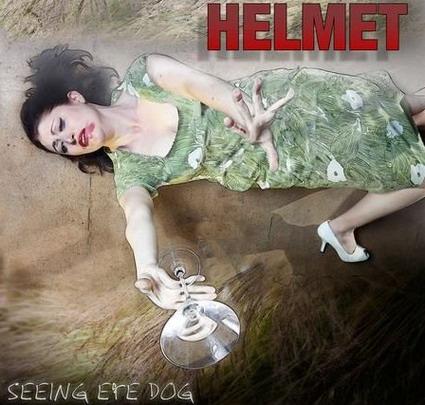 Helmet - Seeing Eye Dog CD-Cover