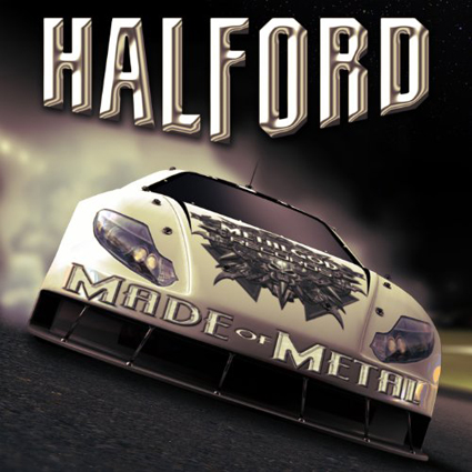 Halford - Made Of Metal CD-Cover