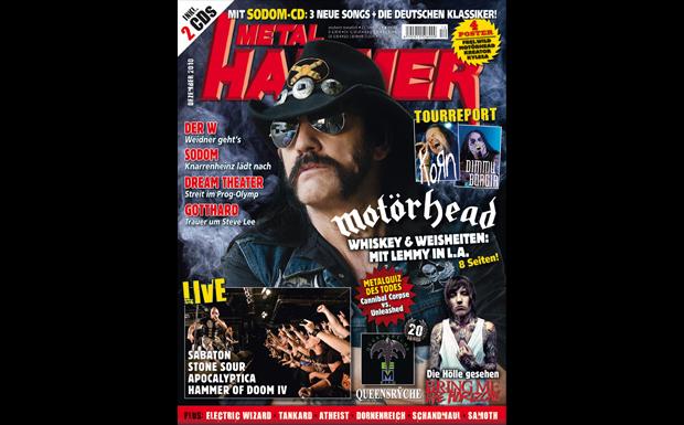 Metal Hammer Dezember 2010