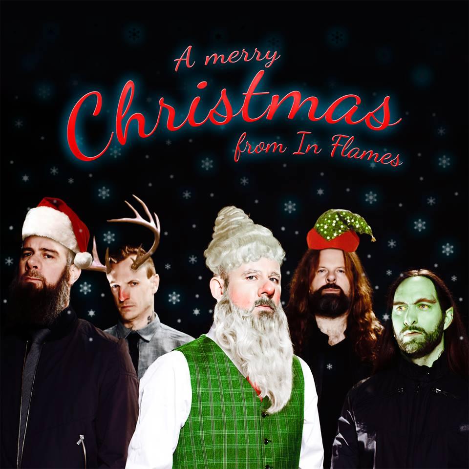 In Flames Weihnachten