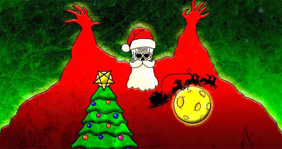 Wagoner Brothers Weihnachtsparodie von Ghosts 'Year Zero'