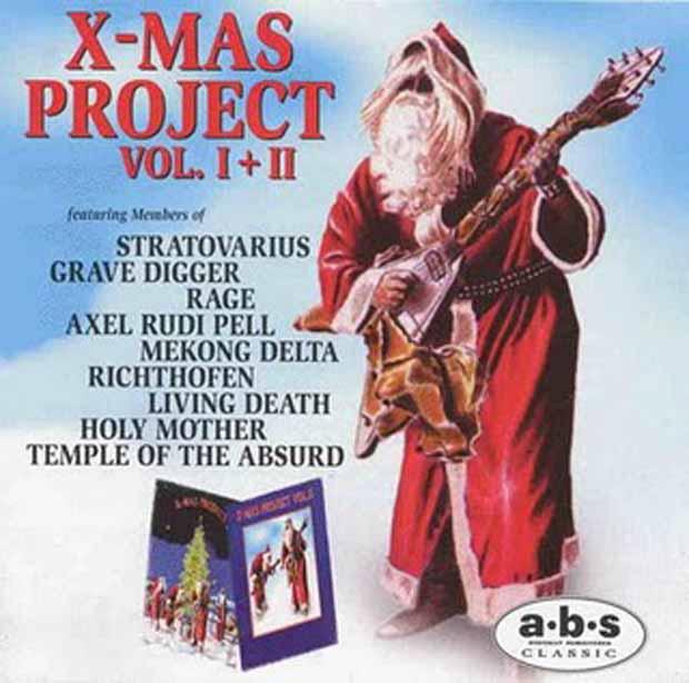 Metal-Weihnachten - Cover, Bilder, Seltsames