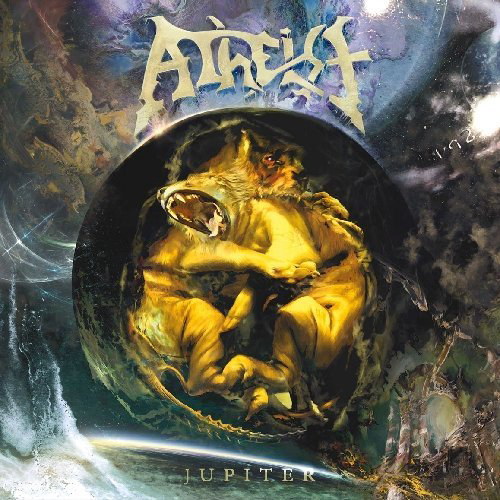Atheist - Jupiter CD-Cover