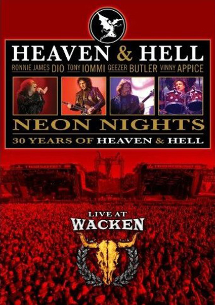 Neon Nights (30 Years Of Heaven & Hell) DVD-Cover