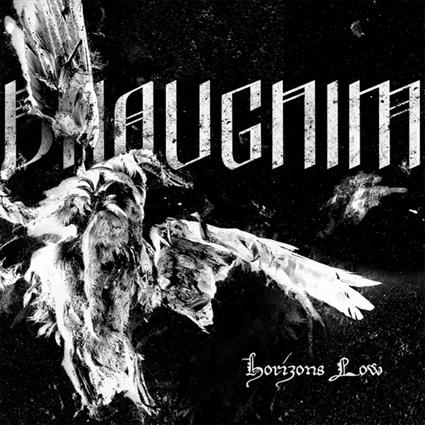 Draugnim - Horizons CD-Cover
