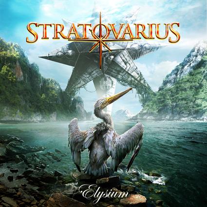 Stratovarius - Elysium CD-Cover
