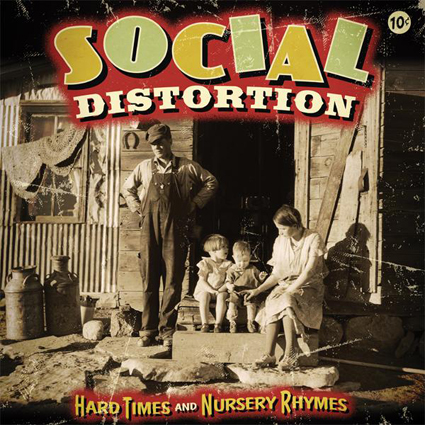 Hard Times And Nursery Rhymes CD-Cover