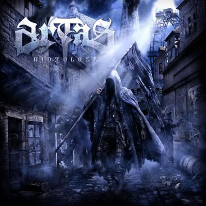 Artas - Riotology CD-Cover