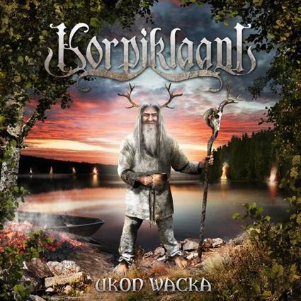 Korpiklaani - Ukon CD-Cover