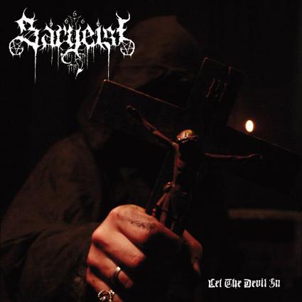 Sargeist Let The Devil In Album-Cover
