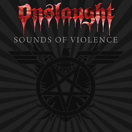 Sounds Of Violence CD-Cover