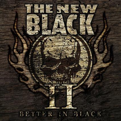II: Better In Black CD-Cover