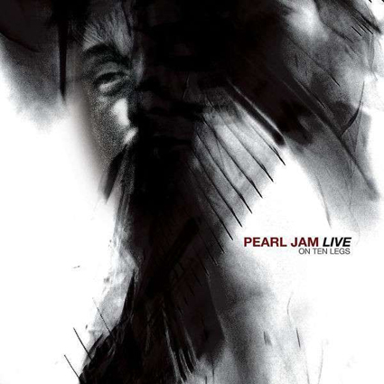 Pearl Jam - Live On Ten Legs CD-Cover