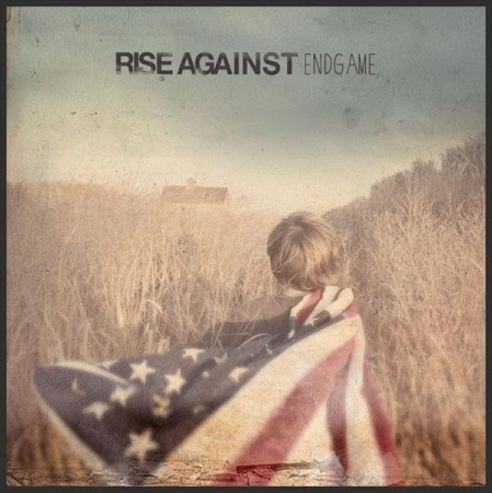 Rise Against Endgame Cover