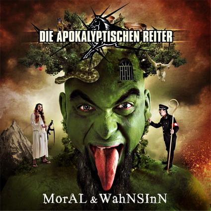 Moral & Wahnsinn CD-Cover