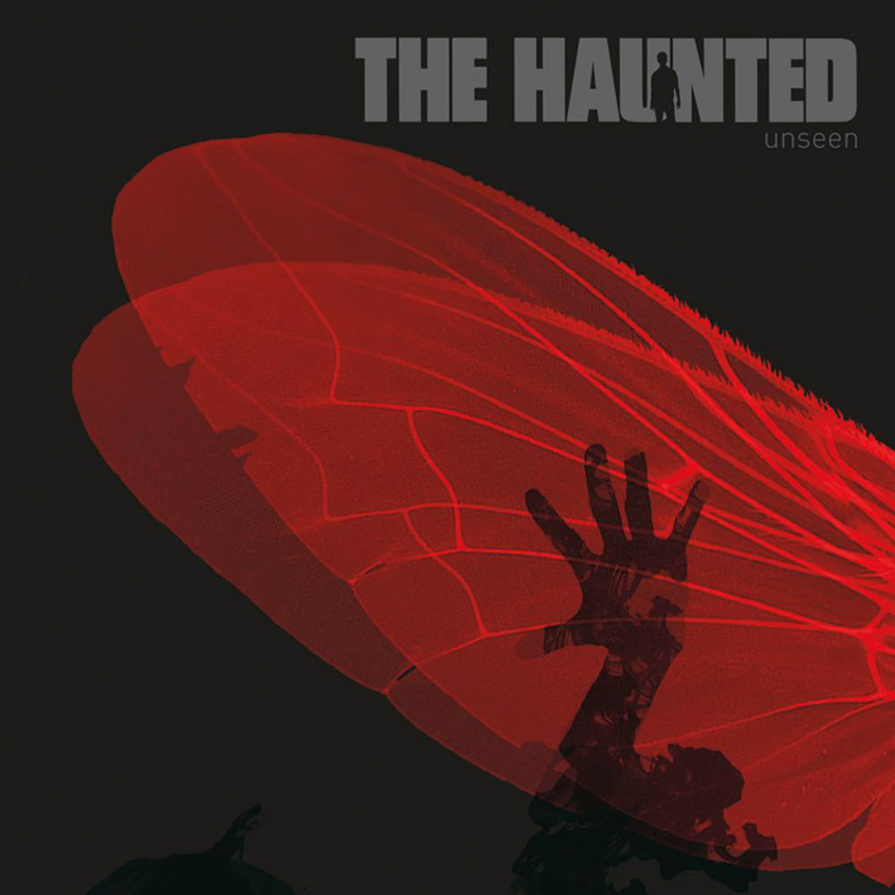 The Haunted Unseen Cover