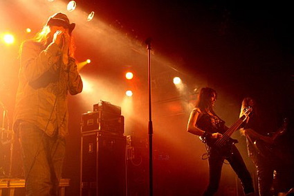 Nevermore live 2011