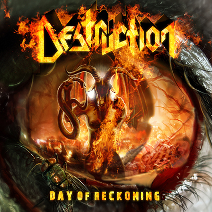 Day Of Reckoning CD-Cover