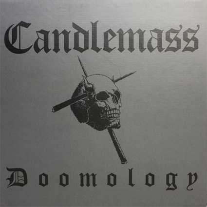 Candlemass - Doomology Box-Cover