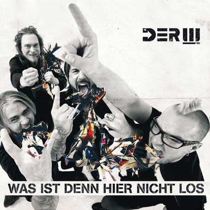Der W - Was ist denn hier nicht los?! CD-Cover