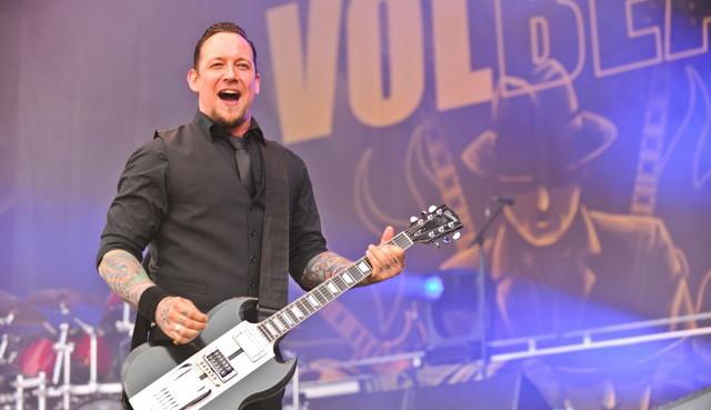 Volbeat Behind The Scenes Material Vom Making Of Von The Devils