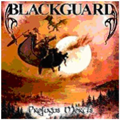 Blackguard, Profugus Mortis, Cover