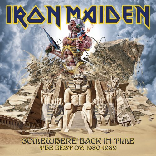 Iron Maiden - Somewhere Back In Time