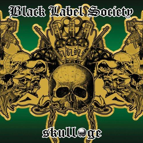 Black Label Society, Skullage, Cover