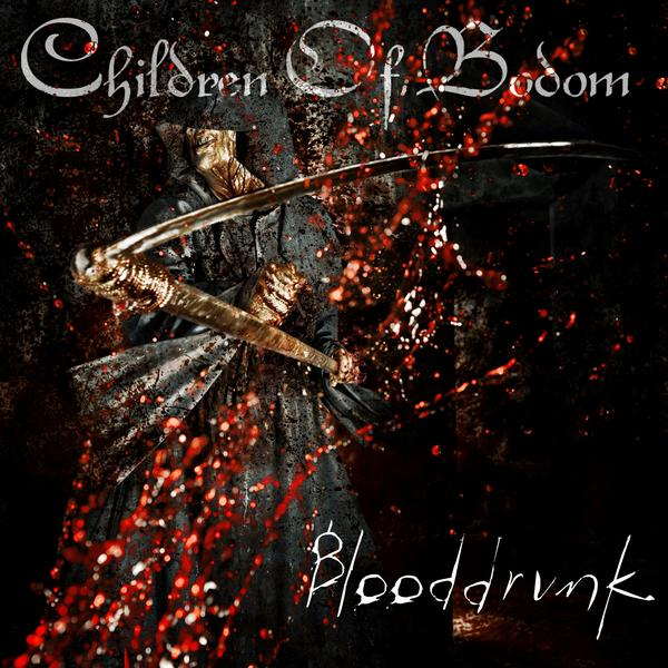 Children Of Bodom, BLOODDRUNK, Cover