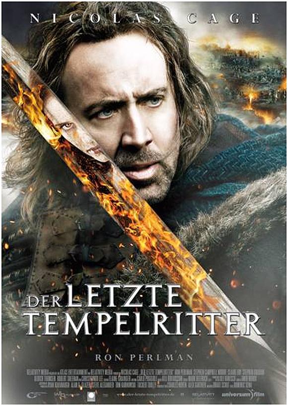 Der letzte Tempelritter Plakat