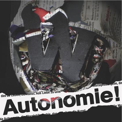 Der W - Autonomie CD-Cover