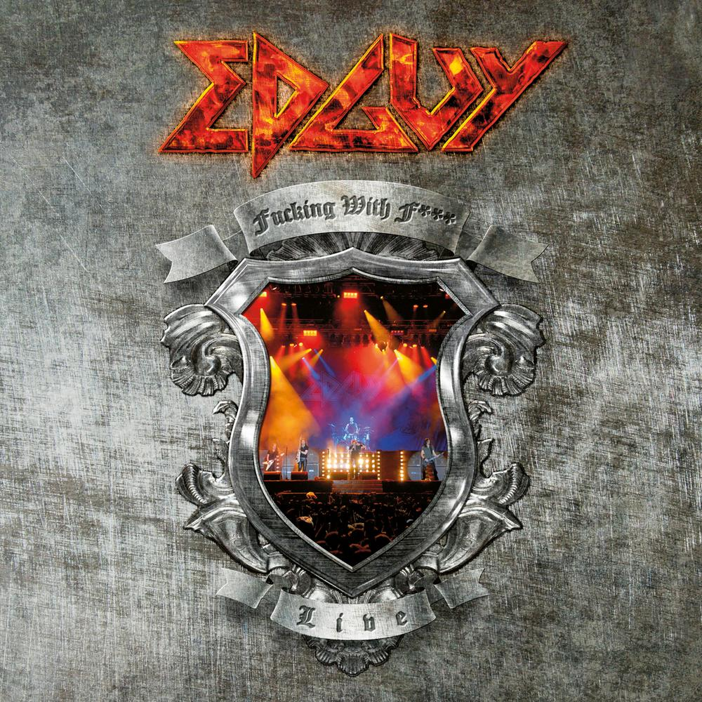 Edguy, Fucking With F***- Live, Live, Cover