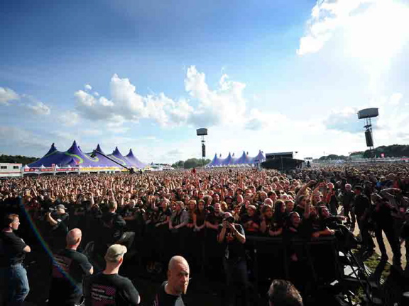Graspop Festival 2011