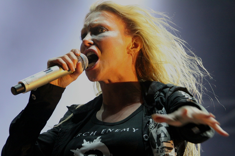 Arch Enemy, live, Metalcamp 2011