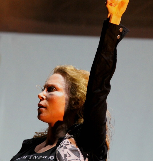 Arch Enemy, live, Metalcamp 2011