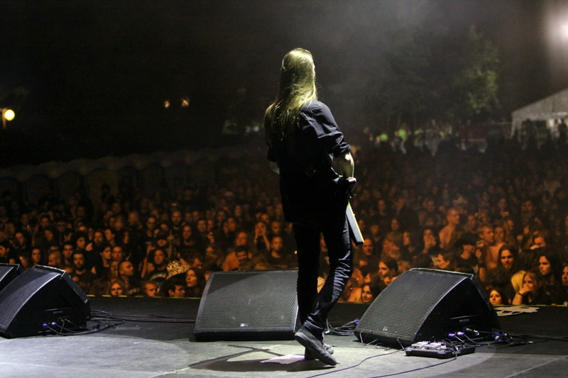 Legion Of The Damned, live, Metalcamp 2011