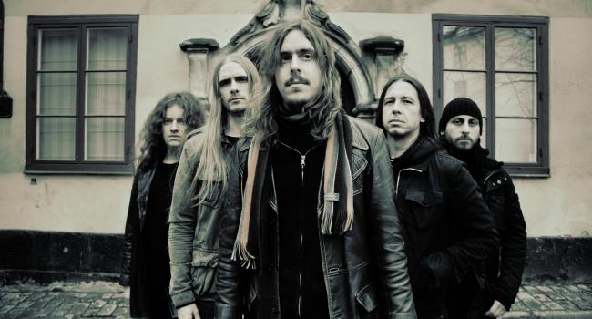 Opeth Promo Bild 2011