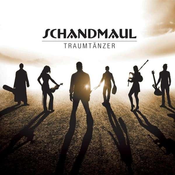 Schandmaul - Traumtänzer CD-Cover