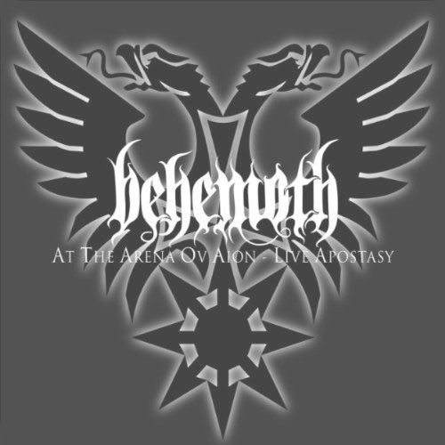 Behemoth, At The Arena Ov Aion - Live Apostasy Cover