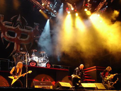Judas Priest live, Bang Your Head Festival