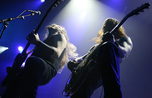 Enslaved live, Roadburn Festial 2010