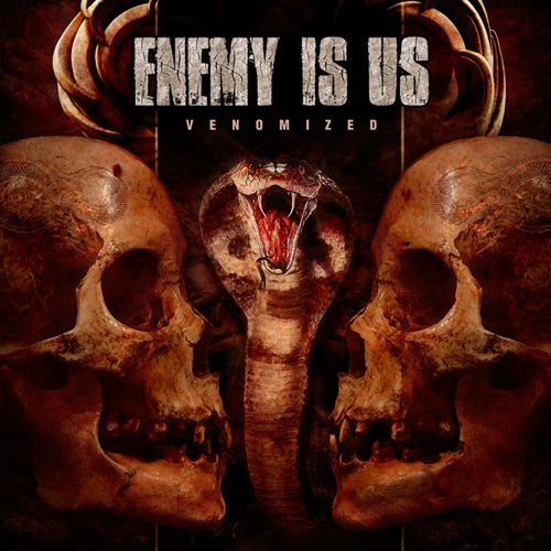 Enemy Is Us, Venomized, Cover