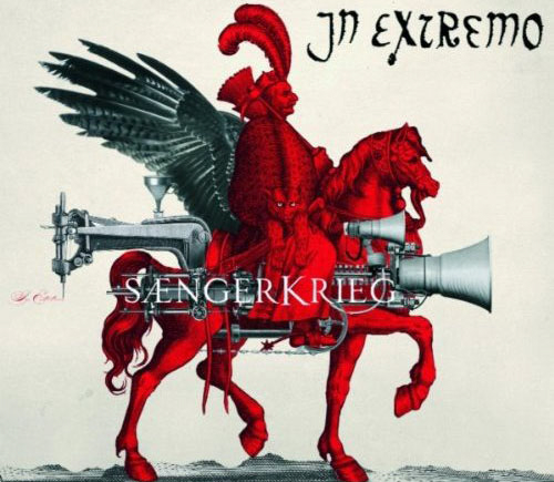 In Extremo, Saengerkrieg Cover