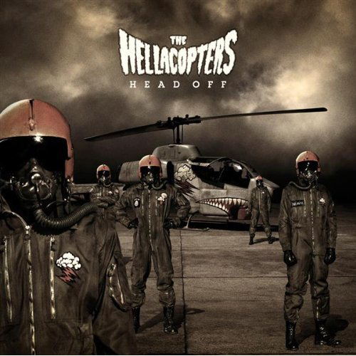 The Hellacopters, Head Off Cover