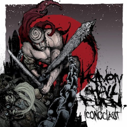 Heaven Shall Burn, Iconoclast Cover