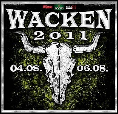 Wacken 2011 Logo