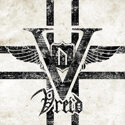 Vreid - V CD-Cover