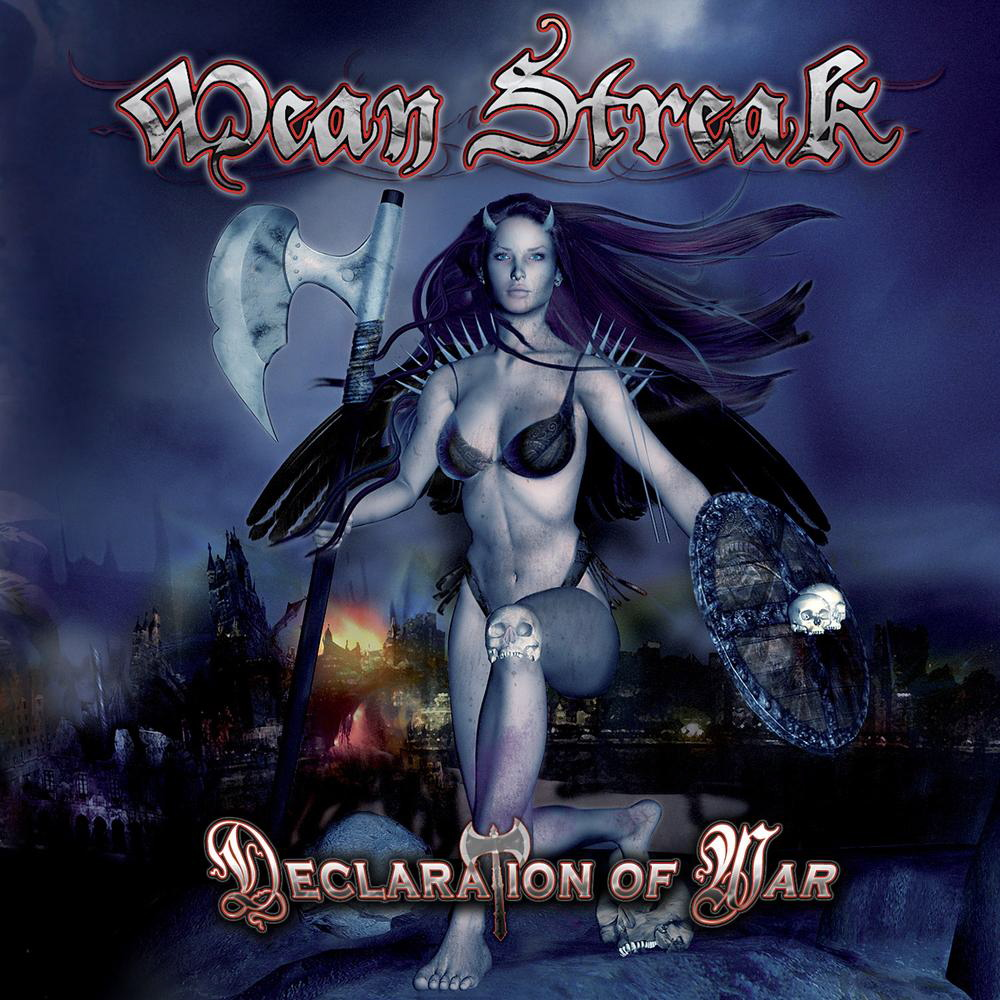 Mean Streak Declaration of War Cover