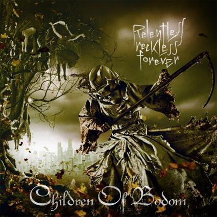 Relentless Reckless Forever CD-Cover